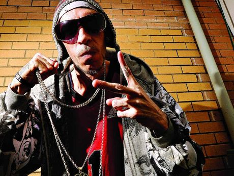 SPEAKING UP: Rapper T-Dub is spearheading a push against drugs on the Sunshine Coast.