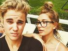 Justin Bieber enjoys 'spiritual' day out with Hailey Baldwin