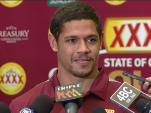 Slater injury puts Dane Gagai in Maroons