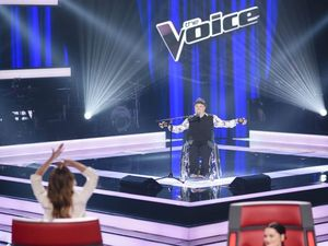 Tim wows The Voice