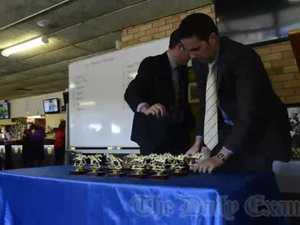 2015 July Racing carnival barrier draw