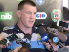 Paul Gallen: Reception from Queenslanders has been good