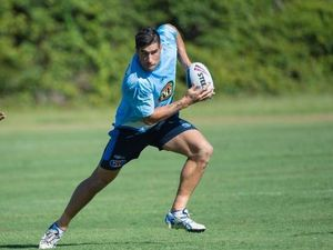 Tamou suspended after pleading guilty to high tackle