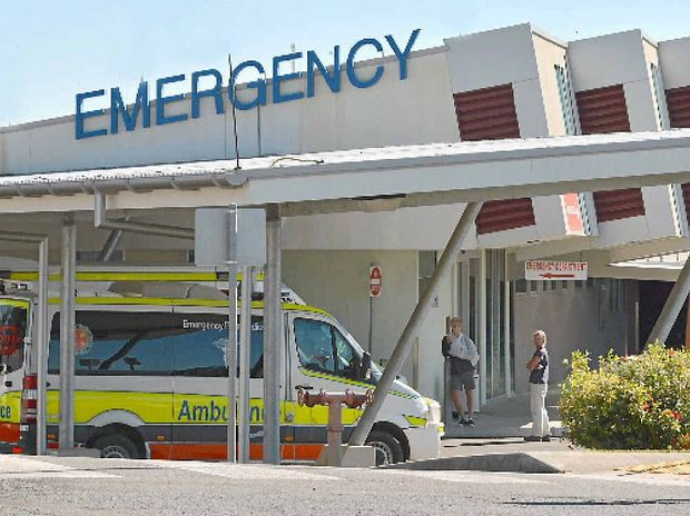 GOOD NEWS: A new clinic at Gympie Hospital is helping reduce surgery waiting times.