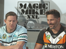 Interview: Magic Mike XXL