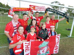 Ipswich's Liverpool faithful prepare for one roaring clash