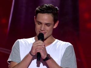 The Voice: Adam Spain Mostina sings Kiss Me