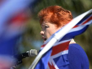 One Nation's pitch to woo Ipswich voters at the federal election.