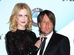 Nicole Kidman reveals secret wish about Keith Urban