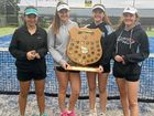 Grafton High wins state tennis title