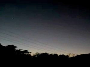 Eungella resident: UFO 'could be Chinese lanterns'