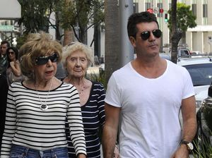 Simon Cowell 'doing well' in wake of mother's death
