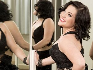 Renee Ventaloro has learnt to love her body the way it is.