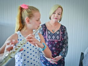 Eisteddfod buzz builds as Karen prepares her students