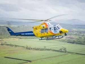 Boy airlifted from South Burnett after motorbike crash