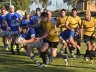 Risdon Cup round 17 Dalby vs Goondiwindi. Saturday, Aug 15, 2015 . Photo Glen McCullough / The Chronicle