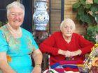 Centenarian shares sweet secret to living long full life