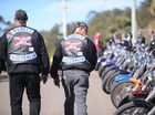 "QUEENSLAND MP Robbie Katter has compared the wearing of bikie ""colours"" and logos to burqas as he asks whether new anti-crime measures from the Labor go too far."
