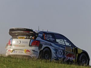 Rallye Germany - Volkswagen