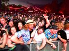 Maroochy Music and Visual Arts Festival. Crowds enjoying the music. Photo: Che Chapman / Sunshine Coast Daily
