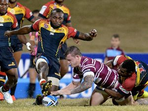 Cutters take on PNG Hunters