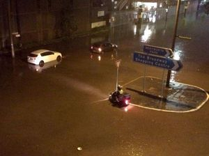 More than 1600 calls to SES, 50 rescues in flash-flooding