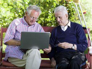Help to get seniors online