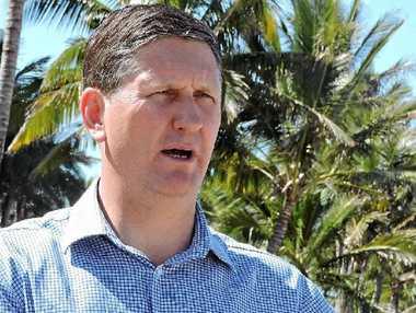 Queensland Opposition Leader Lawrence Springborg
