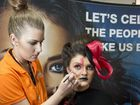 THE region's brightest up-and-coming stylists put their talents to the test at the WorldSkills Hairdressing Competition at TAFE at the weekend.