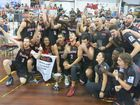 The Mackay Meteors are this year's Queensland Basketball League champions.
