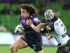 RUGBY LEAGUE: Storm veteran Kevin Proctor is expecting big things from Falcons Nafe Seluini when he runs out for Melbourne in tomorrow night's NRL trial.