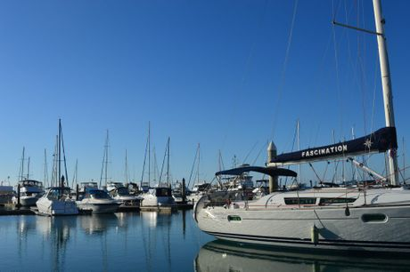 Great Sandy Straits Marina, Hervey Bay Photo: Megan Mackander