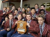 FOR their first time in the national finals, the Ipswich Grammar School teenagers can hold their heads high.
