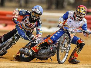 Speedway ace enjoys Willowbank track challenge