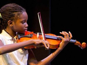 Tannum string talent shines at first day of eisteddfod