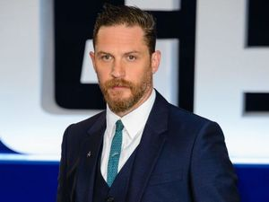 Leo designs shocker tattoo for Tom Hardy after lost bet