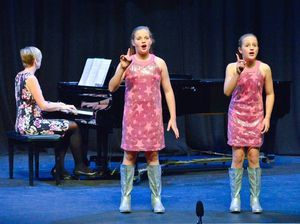 Gladstone Eisteddfod moves on to vocal performances