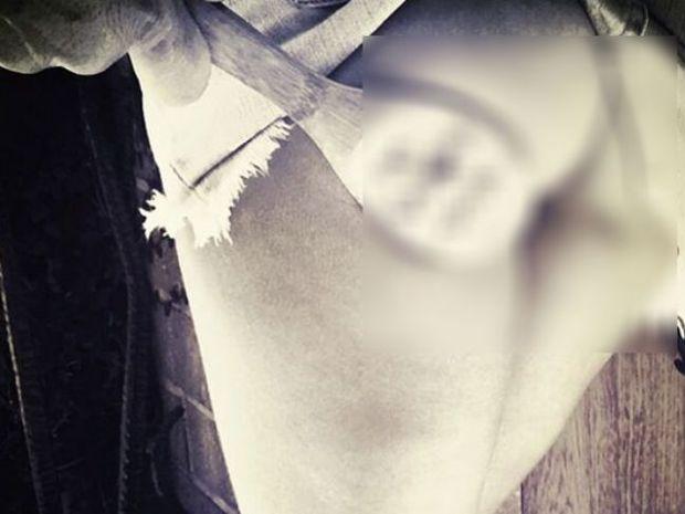 Heidi klum nude selfie-8736