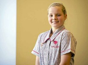 Meet the locals: Sixth grader on pitch with singing, sport