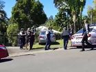 Police make an arrest after three men allegedly broke into a Nambour home to steal a rifle.