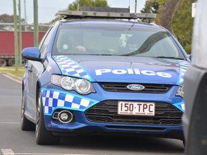 Police raid Kingaroy house this morning