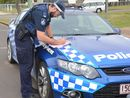 Inspector Keith McDonald says police have a responsibility to crack down on car park traffic offences.