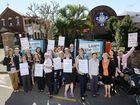 Catholic school teachers in Ipswich to stop work