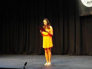 Speech and drama Sept 15