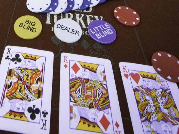 Poker springfield lakes