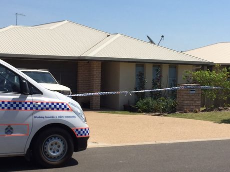 Gladstone Police are at a Calliope home, where they believe there is a drug lab.