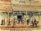 PROSPEROUS times were ahead for Ipswich in 1860.