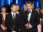 HBO'S popular fantasy series hauls in 12 gongs in TV awards sweep. Viola Davis, Jon Hamm and Jeffrey Tambor amongst Most Outstanding lead actor winners.