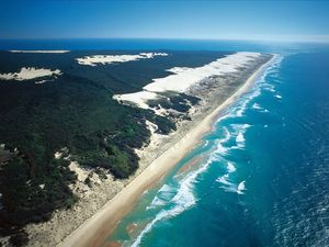Fraser Is jewel in crown of Australia's World Heritage List
