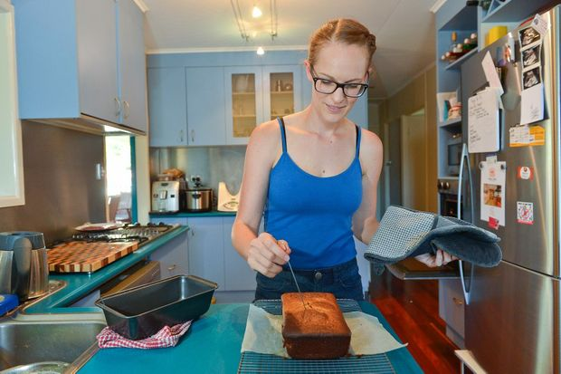 LIFE CHANGING: The paleo diet has saved Gladstone born mum Jocelyn Walker from a life of taking handfuls of medication every day. Photo Mike Richards / The Observer